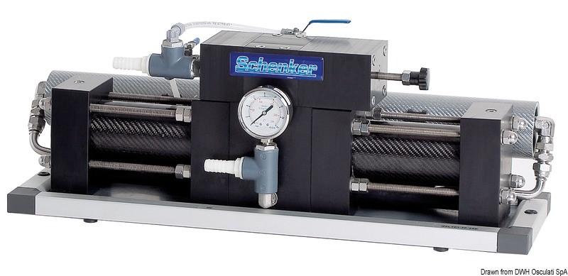 Osculati dissalatore smart 30 basic 12v 5023830 schenker italia s r l idraulica e - Dissalatore prezzo ...