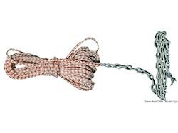 Spezzone di cima con catena
