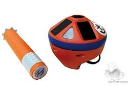 Grippy: grippiale leggero e compatto, con cima autoavvolgente in HMPE ed illuminazione notturna
