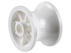 Puleggia ricambio in nylon 40 mm