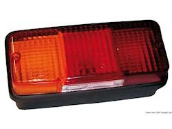 Fanale posteriore SX 4 funzioni 3 lampadine