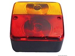 Fanale posteriore DX 3 funzioni 2 lampadine