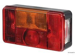 Fanale posteriore SX 5 funzioni 4 lampadine