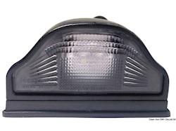 Fanale posteriore LED per targa
