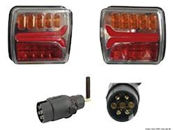 Kit luci LED autonome senza fili