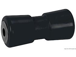 Rullo centrale nero 185 mm Ø foro 21 mm