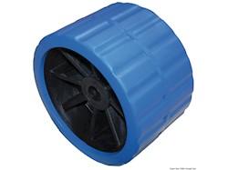 Rullo laterale oscillante ø 18,5 blu