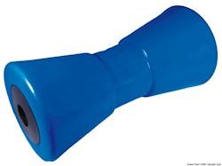 Rullo centrale blu 200 mm Ø foro 17 mm