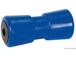 Rullo centrale blu 286 mm Ø foro 21 mm