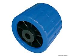 Rullo laterale blu Ø foro 15 mm