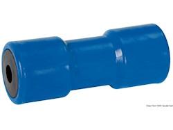 Rullo centrale blu 200 mm Ø foro 21 mm