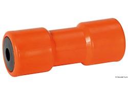 Rullo centrale arancio 200 mm Ø foro 21 mm