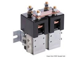 Control box 1700/2300 W - 12V