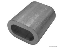 Manicotto per la piombatura in alluminio