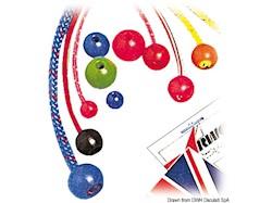 Palline Stopper in nylon di vari colori