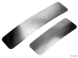 Protezioni adesive antisfregamento in acciaio inox