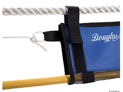 Raccogli cavi Caddy Blu 100 cm