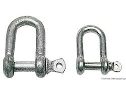 Grillo in acciaio zincato