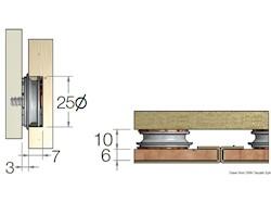 Sistema di fissaggio pannelli VL-03 FASTMOUNT ®