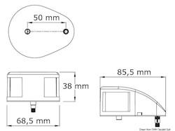 Luci di via Mouse Deck fino a 20 m