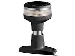 Luce di Fonda 360° Evoled in ABS nero (Blister 1Pz)