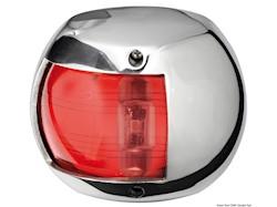Luci di via Compact 12 LED in AISI 316 lucidata a specchio