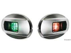 Luci di via Nemo LED, per montaggio ad incasso
