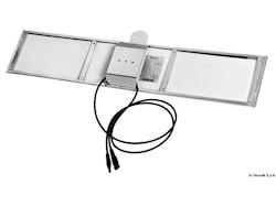 Pannello solare per Roll Bar