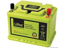 Batteria al litio LIFOS per servizi