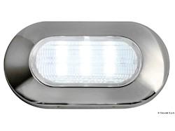 Luce di cortesia LED senza incasso