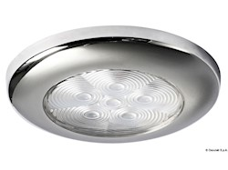 Plafoniera LED a filo senza incasso