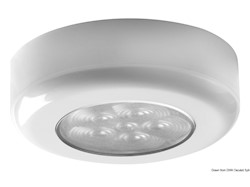 Plafoniera LED da incasso o esterna