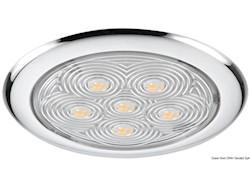 Plafoniera 6 LED luce bianca