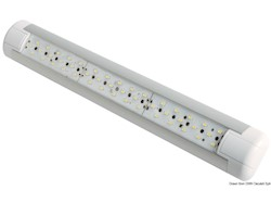 Luce LED antiurto 12/24 V 2,5 W