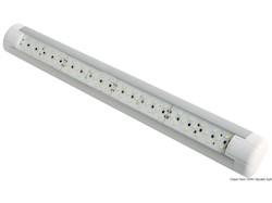 Luce 60 LED antiurto 12/24V 5,5W