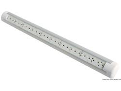 Luce 75 LED antiurto 12/24 V 7 W