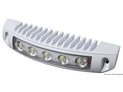 Faretto a LED per plancette, specchi di poppa, fly-bridge