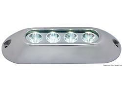 Luce subaquea LED per plancette, specchi di poppa, carene e pozzetti