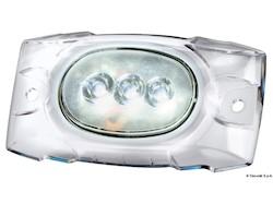 Luce subacquea LED bianco 12/24V