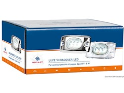 Luce subacquea LED per carena/specchio di poppa