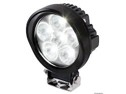 Faro LED HD 6x3 W da roll-bar orientabile