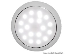 Plafoniera LED senza incasso Day/Night