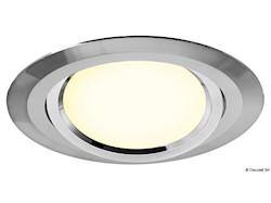 Plafoniera orientabile luce LED bianca 4W