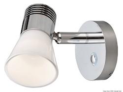 Faretto LED dimmerabile con riflettore vetro