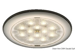 Plafoniera LED senza incasso day/night Procion
