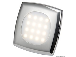 Plafoniera LED da incasso Square