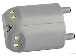 Luce di cortesia con accensione automatica e alimentazione autonoma Feton 2