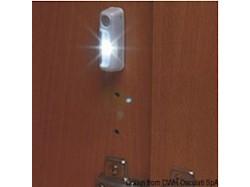 Luce di cortesia con accensione automatica e alimentazione autonoma Feton 1