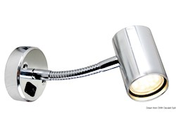 Faretto LED Batsystem Tube snodato
