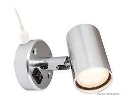 Faretto LED BATSYSTEM Tube, con presa USB (escluso 13.867.05)
